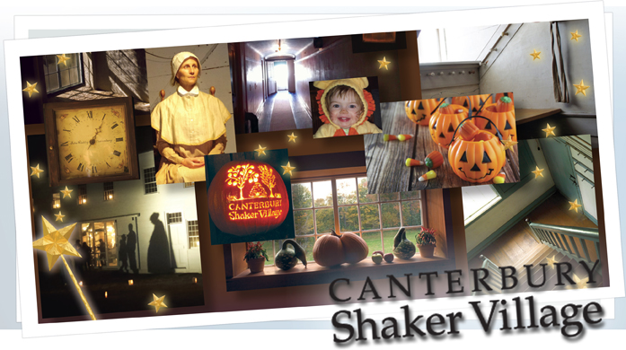 Canterbury Shaker Village Ghost Encounters - Canterbury, NH