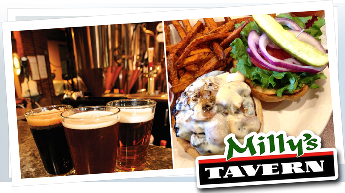 Milly's Tavern - Manchester, NH