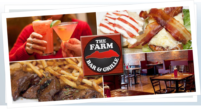 The Farm Bar & Grille - Manchester & Dover, NH