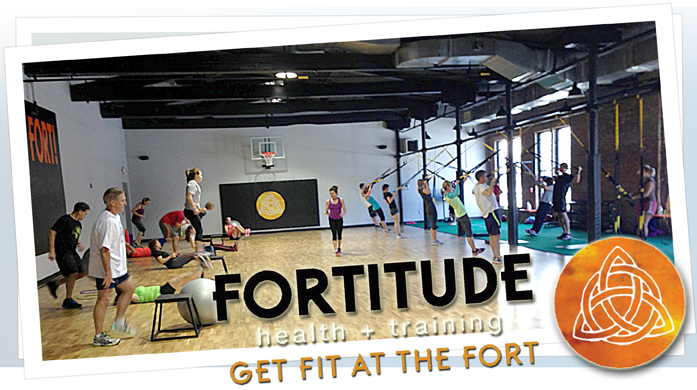 Fortitude Health + Training - Manchester, NH