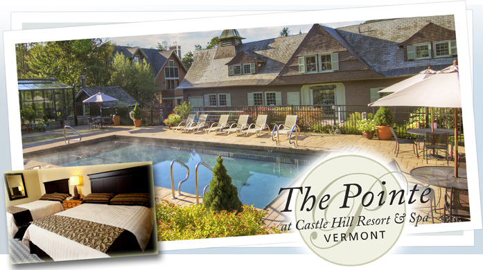 The Point Hotel & Suites at Castle Hill Resort & Spa - Vermont