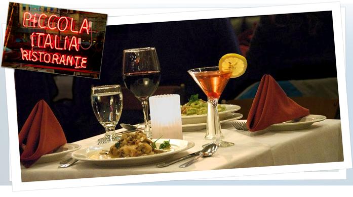 Piccola Italia Ristorante Restaurant - Manchester, NH ...