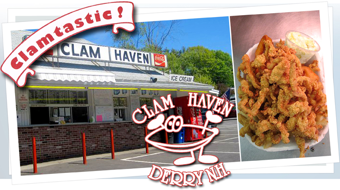 Clam Haven - Derry, NH
