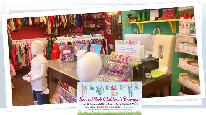 Second Peek Children's Boutique - Manchester, NH