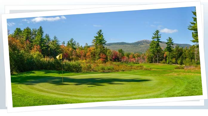 Shattuck Golf Course - Jaffrey, NH