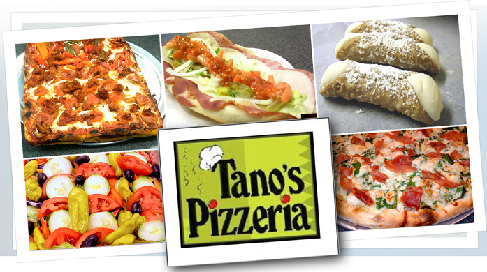 Tano's Pizzeria - Manchester, NH