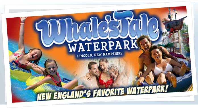 Whale's Tale Water Park - Lincoln, NH