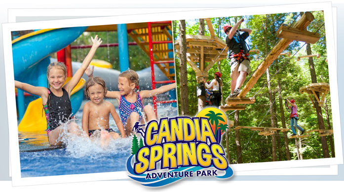 Candia Springs Adventure Park - Candia, NH
