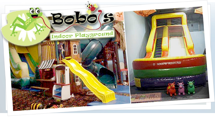 Bobo's Indoor Playground - Nashua, NH