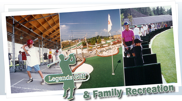Legends Golf and Family Recreation - Hooksett, NH