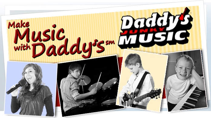 Make Music with Daddy's - Multiple NH locations
