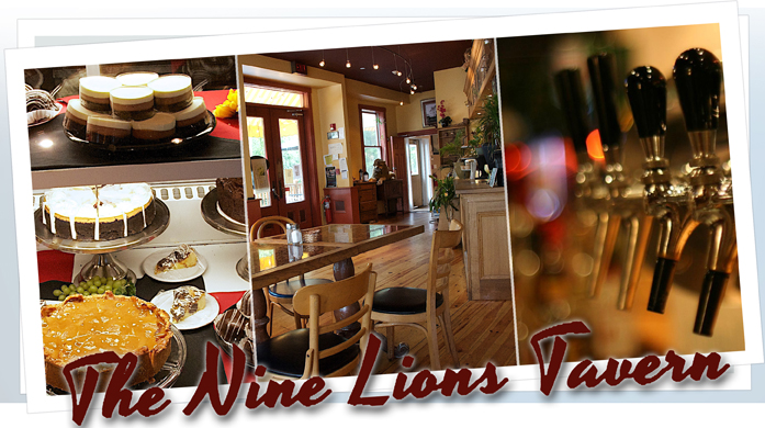 Nine Lions Tavern - Deerfield, NH